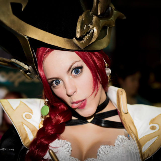 Miss Fortune – Captain