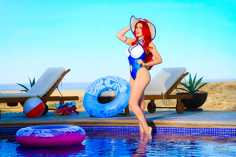 miss fortune  u2013 pool party