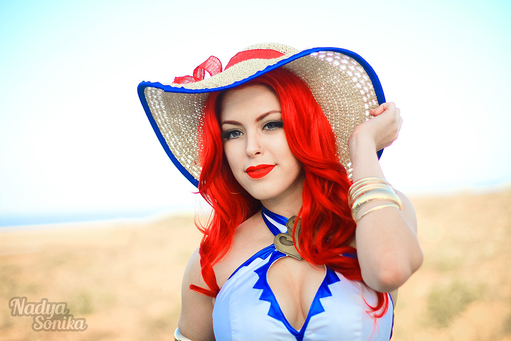miss fortune pool party nadyasonika