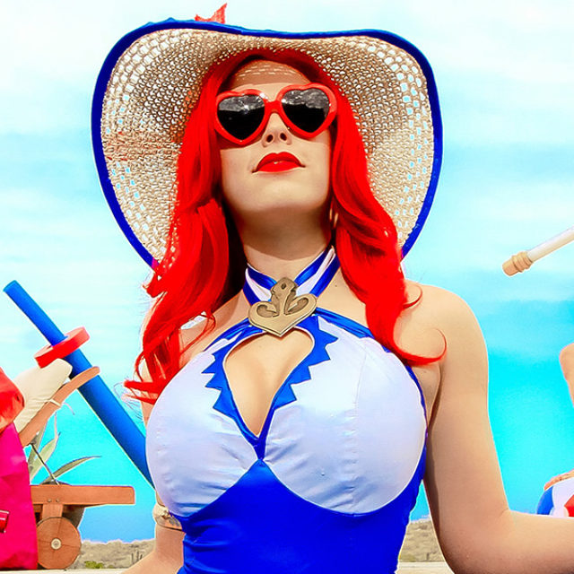 Miss Fortune – Pool Party