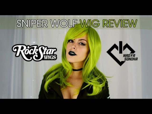 Rockstar Wig Review – Sniper Wolf